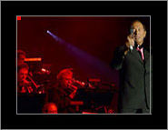 Paul Anka Brussels, click for a large picture!