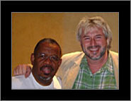 with Fred Wesley